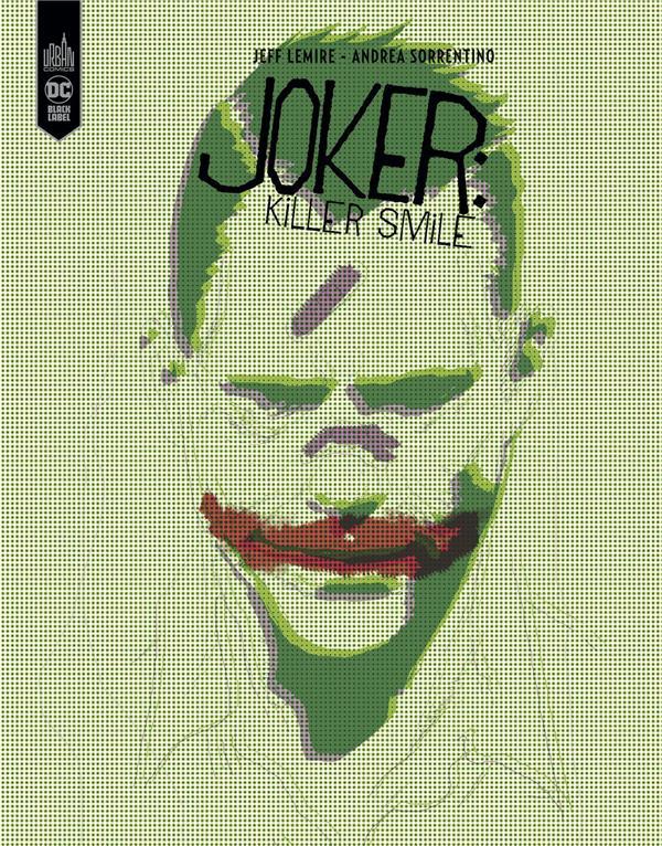 Joker ; killer smile
