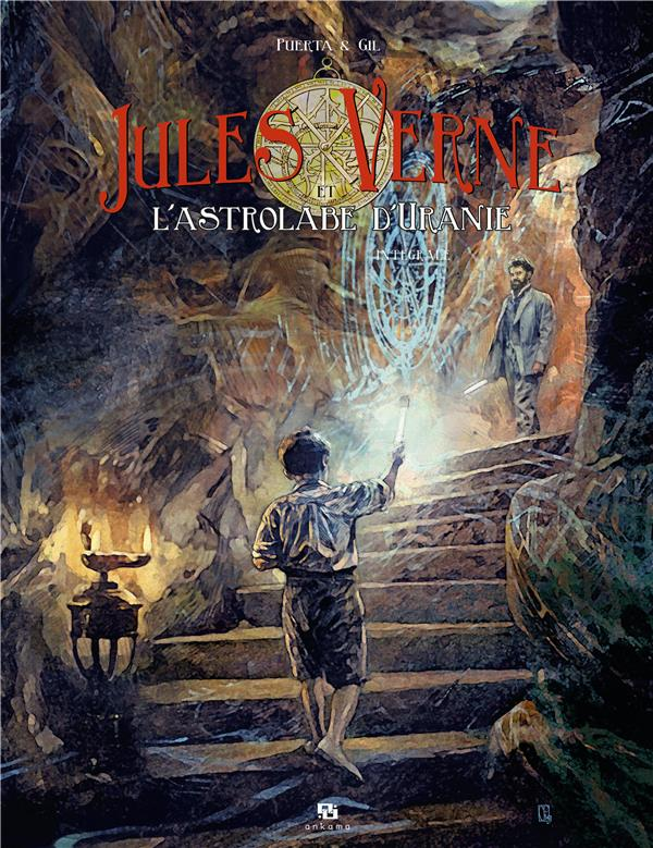 Jules Verne et l'astrolabe d'Uranie ; intégrale