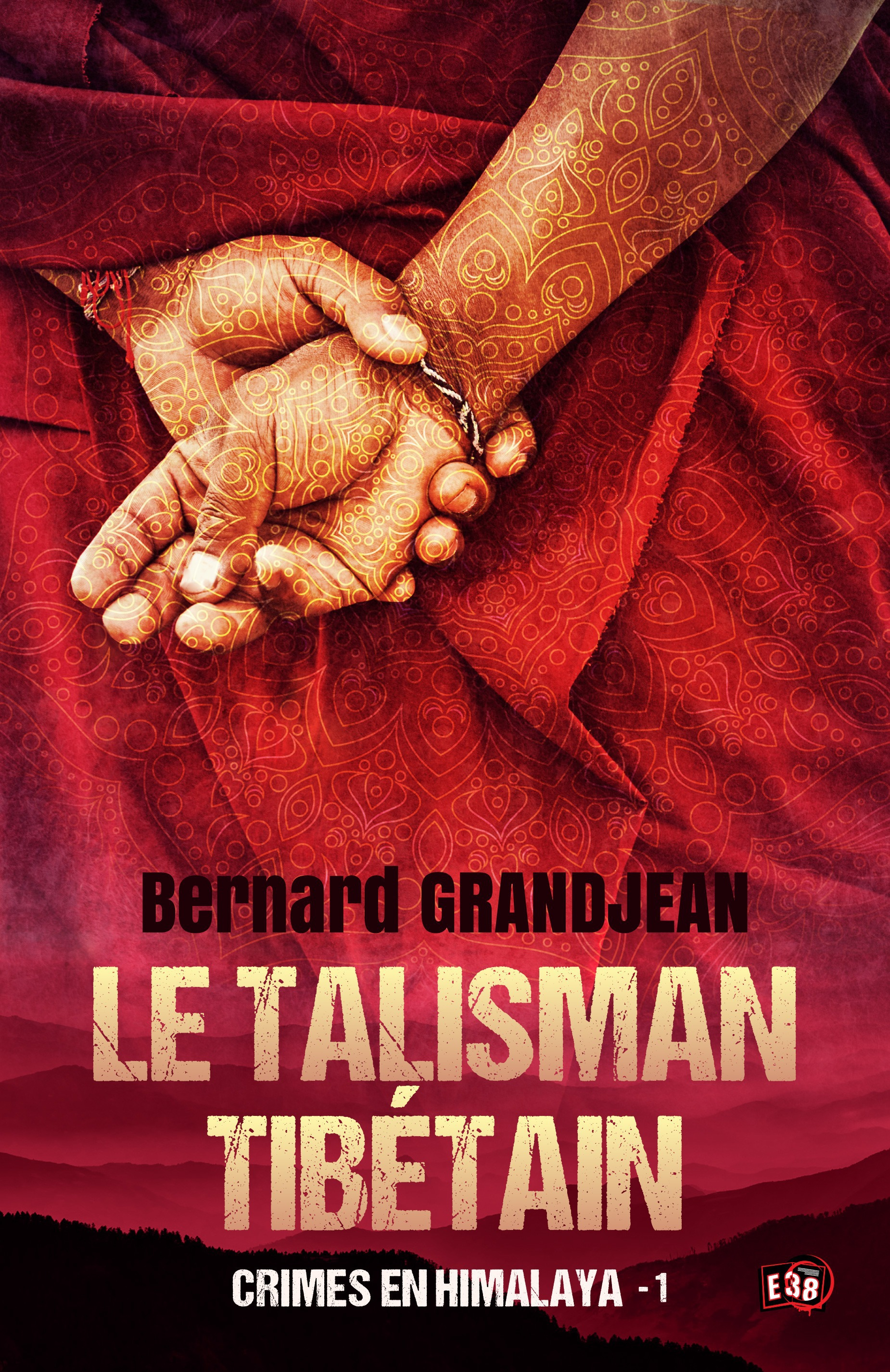 Le talisman tibetain - crimes en himalaya 1