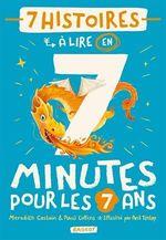 Vente Livre Numérique : 7 histoires à lire en 7 minutes pour les 7 ans  - Meredith Costain - Collins Paul