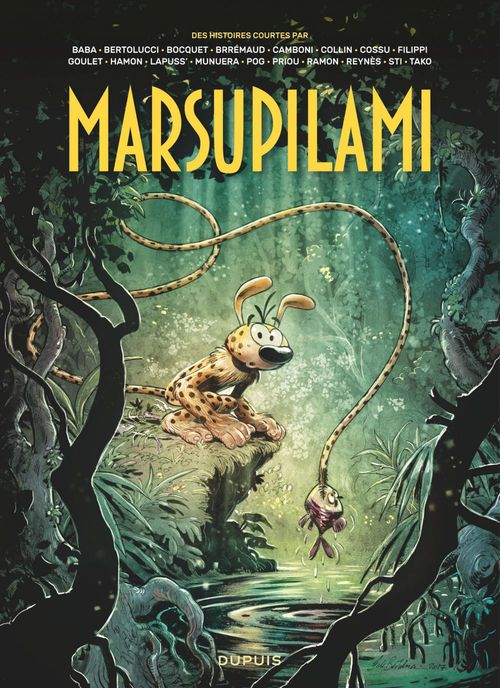 Marsupilami - des histoires courtes T.1