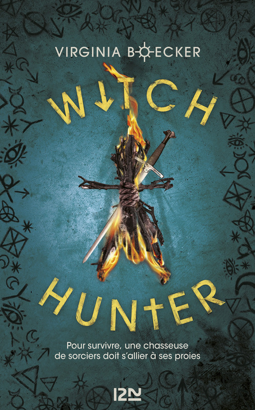 Witch hunter T.1
