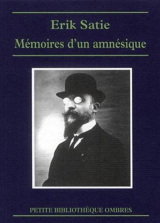Mémoires d'un amnésique ; cahiers d'un mammifère
