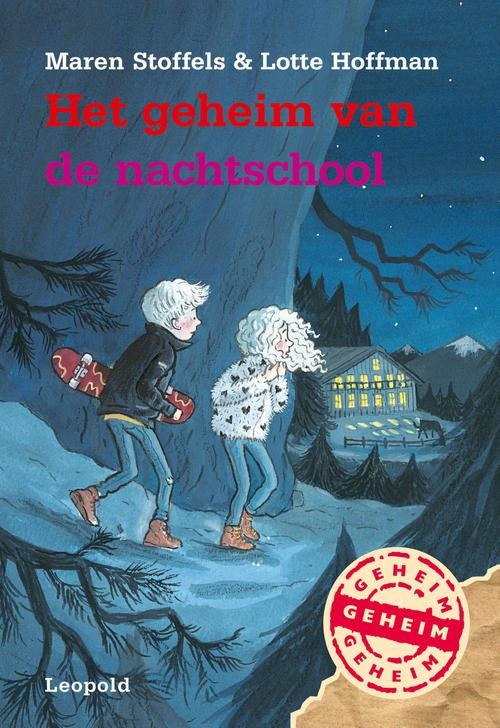 Het geheim van de nachtschool - Maren Stoffels, Lotte Hoffman, - ebook