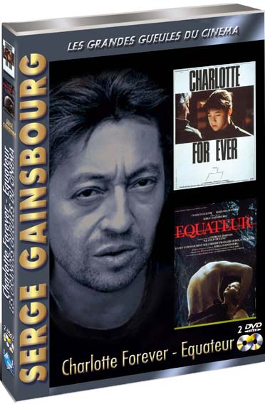 Coffret Serge Gainsbourg : Charlotte For Ever - Equateur