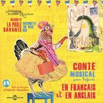 Vente AudioBook : Antoinette la poule savante - The wise hen  - Isabelle Aboulker