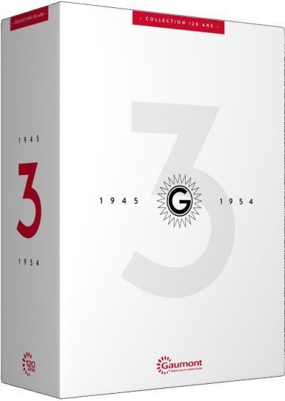 Gaumont 120 ans - Volume 3 : 1945-1954
