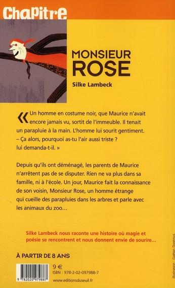 Monsieur Rose