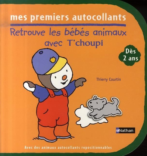 Les Bebes Animaux De T'Choupi