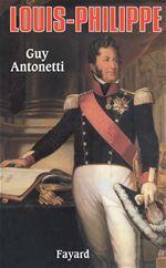 Vente Livre Numérique : Louis-Philippe  - Guy Antonetti