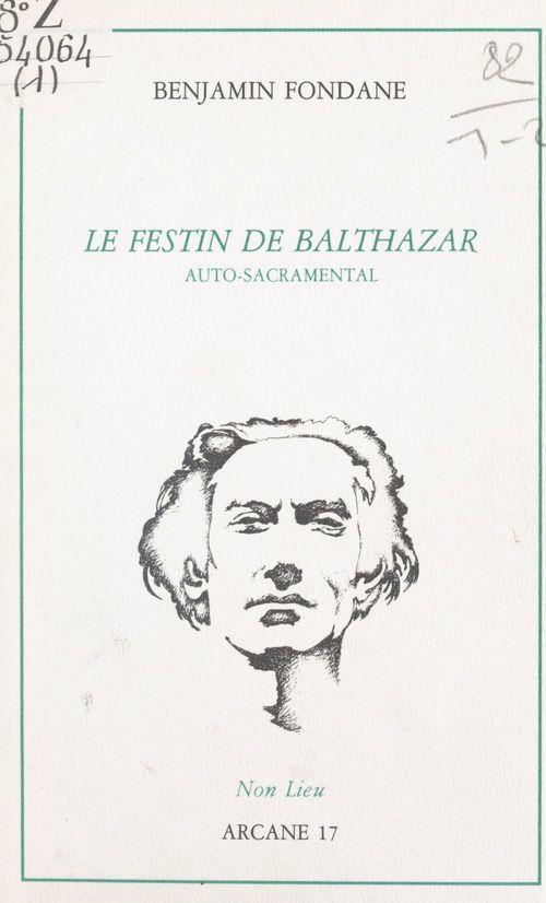 Le festin de Balthazar