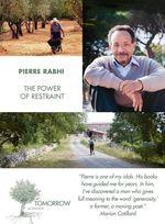 Vente EBooks : The Power of Restraint  - Pierre Rabhi