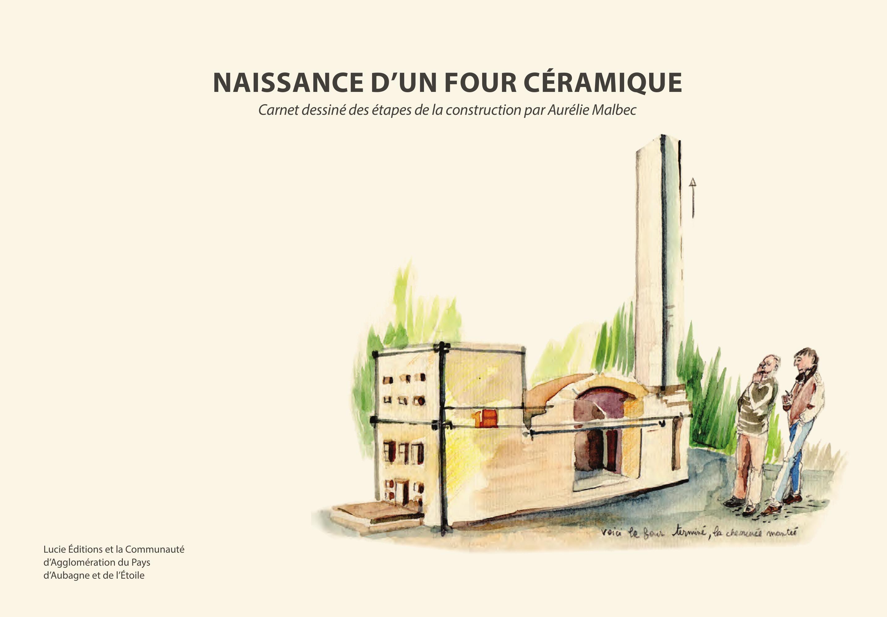 Naissance d´un four céramique.