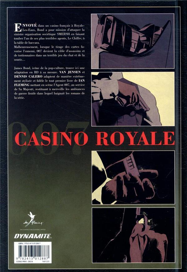James Bond ; casino royale