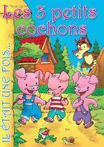 Vente Livre Numérique : Les 3 petits cochons  - Charles Perrault - Il était une fois