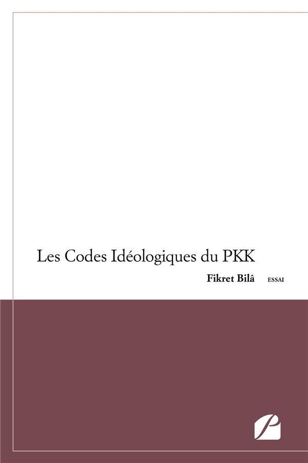 Les codes idéologiques du PKK