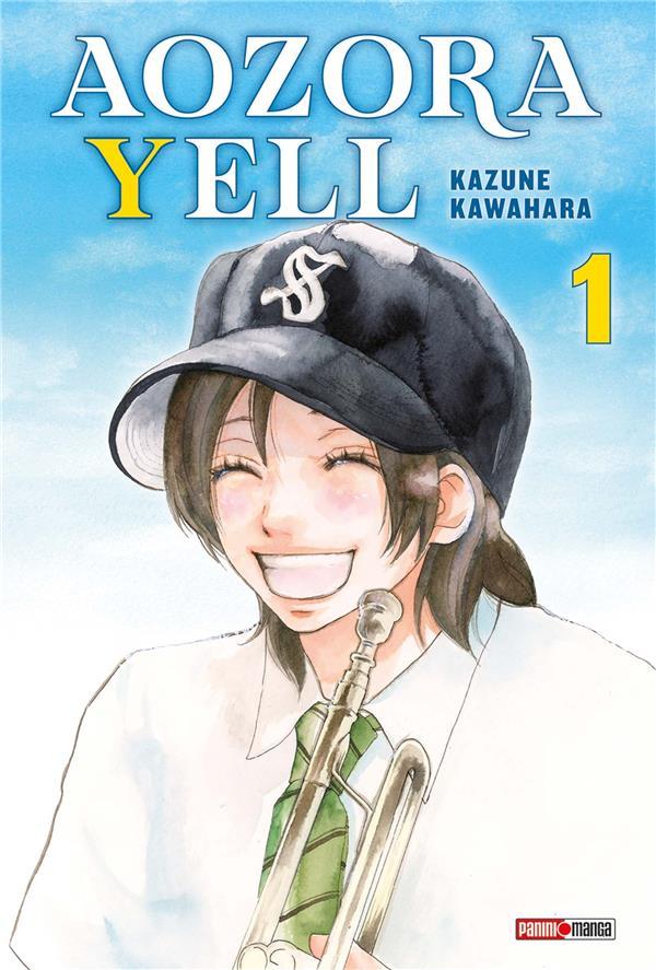 Aozora Yell, un amour en fanfare T.1