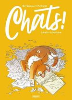 Vente EBooks : Chats T1  - Frédéric Brrémaud - Paola Antista - Frédéric Brémaud