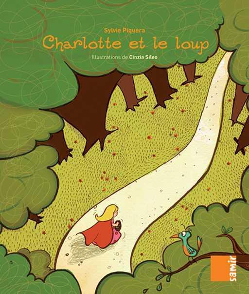 Aux 4 Vents; Ce1 ; Charlotte Et Le Loup