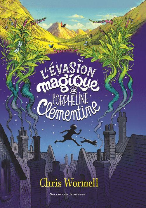 L'évasion magique de l'orpheline Clémentine
