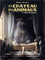 Couverture de Le château des animaux t.1 ; miss bengalore