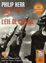 Vente AudioBook : L'été de cristal - La trilogie Berlinoise - vol. 1  - Philip Kerr