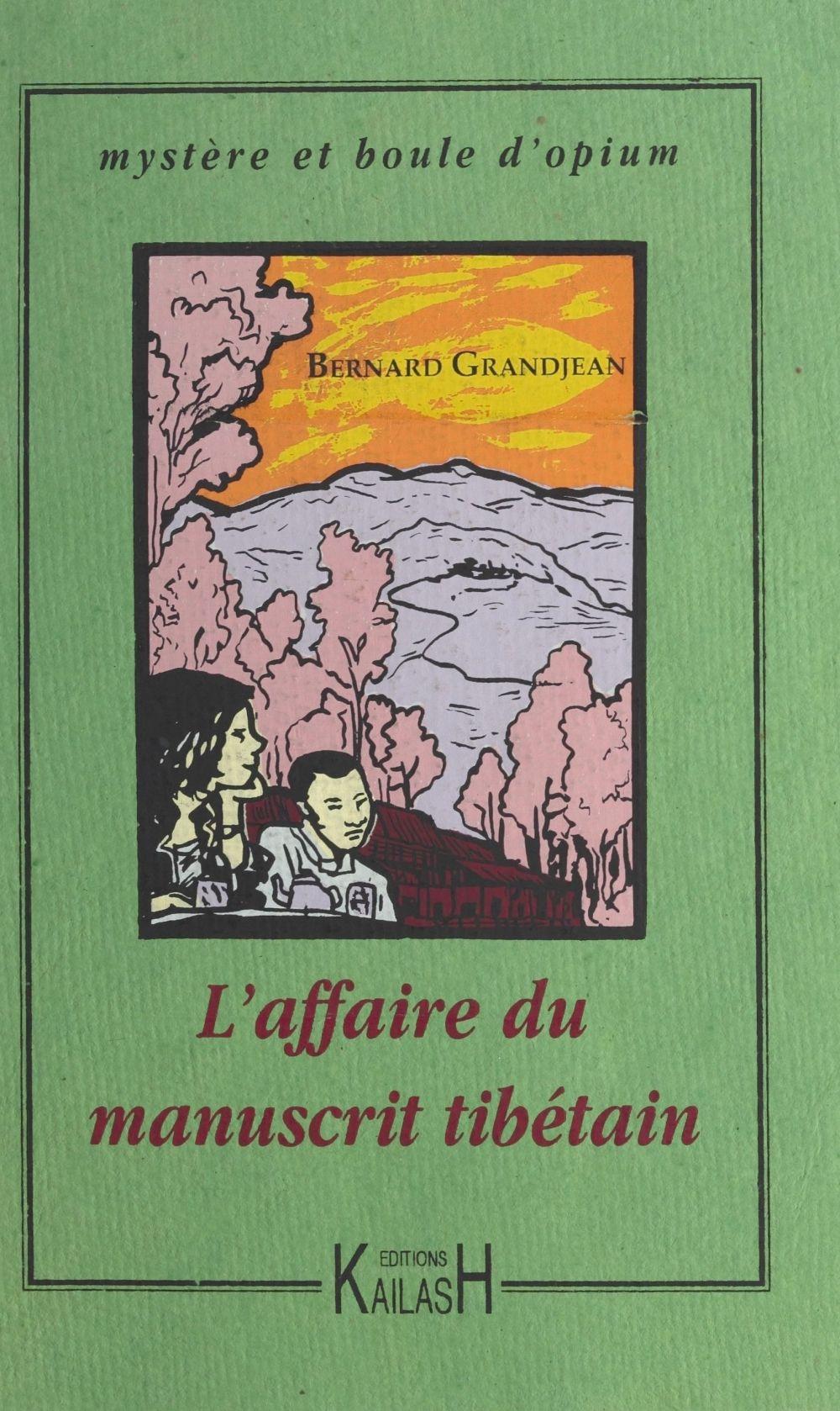 L'affaire du manuscrit tibetain