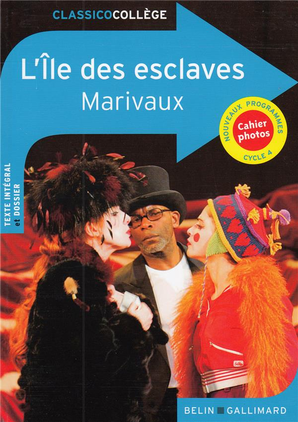 L'île des esclaves, de Marivaux