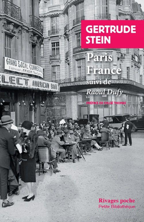 Paris France ; Raoul Dufy