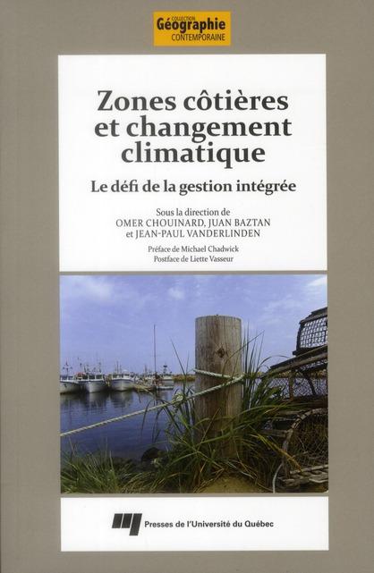 zones côtières et changement climatique