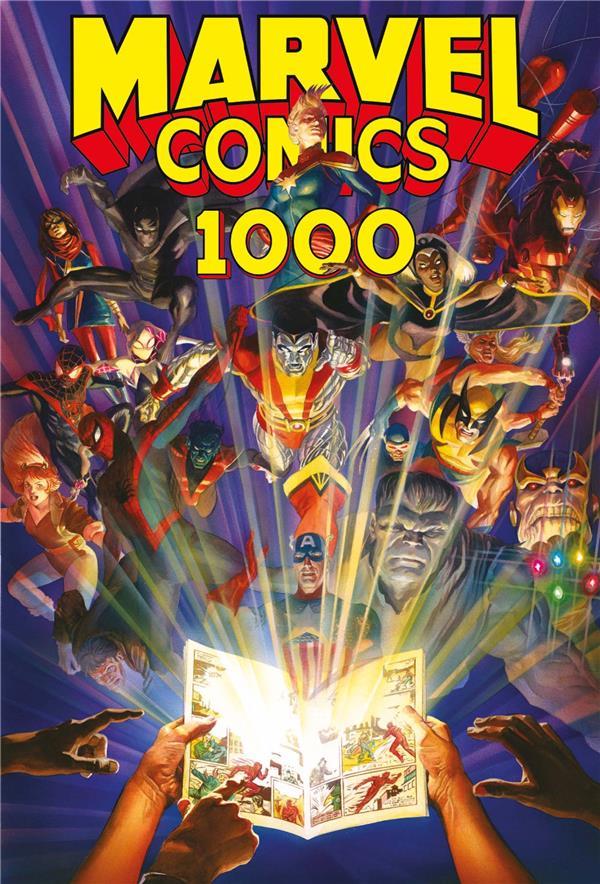 MARVEL COMICS 1000 + 1001 EWING, AL