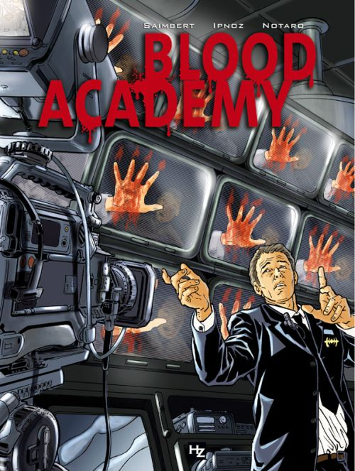 Blood academy t.1