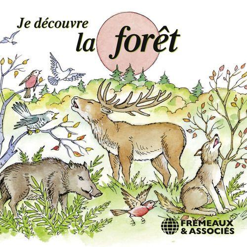 Vente AudioBook : Je découvre la forêt  - Pierre Huguet