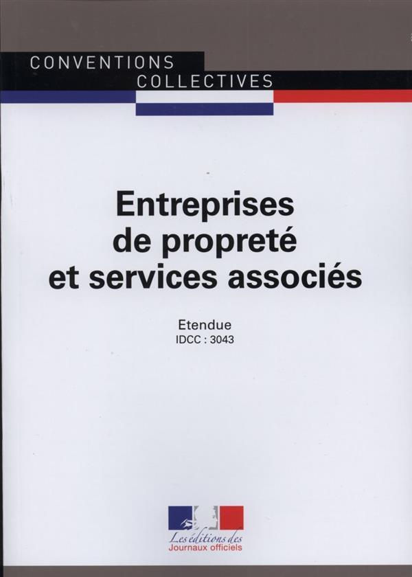 Entreprises de propreté et services associés