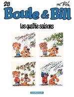 Vente Livre Numérique : Boule et Bill - tome 28 - Les quatre saisons  - Roba