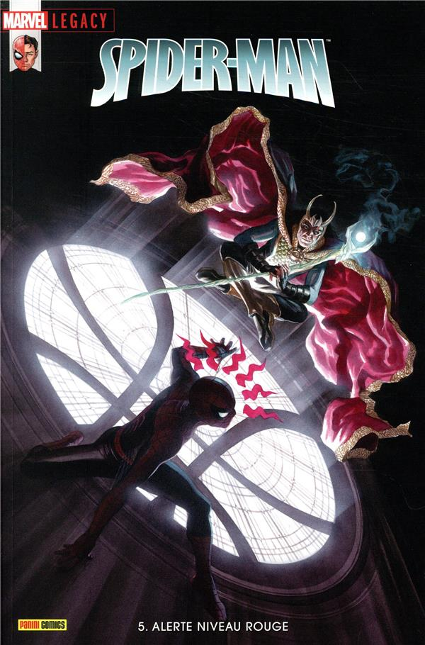 Marvel legacy ; spider-man n.5