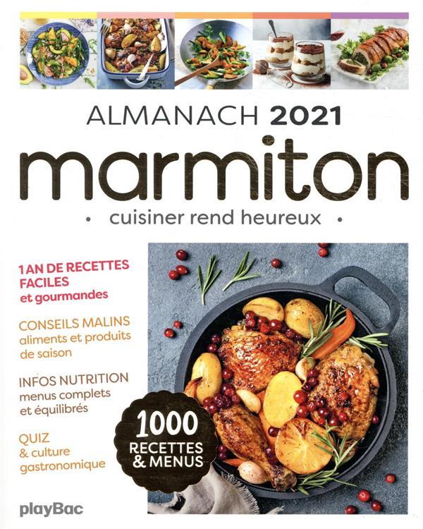 Almanach marmiton (édition 2021)