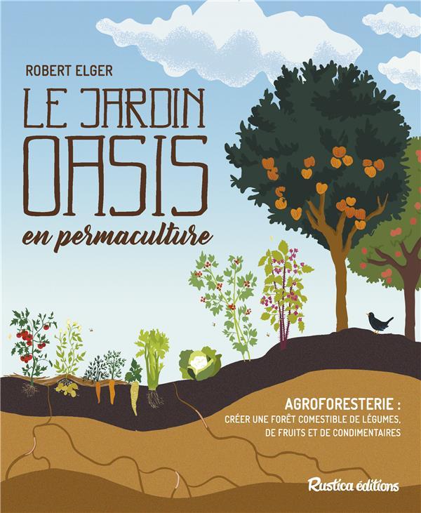 Le jardin-oasis en permaculture