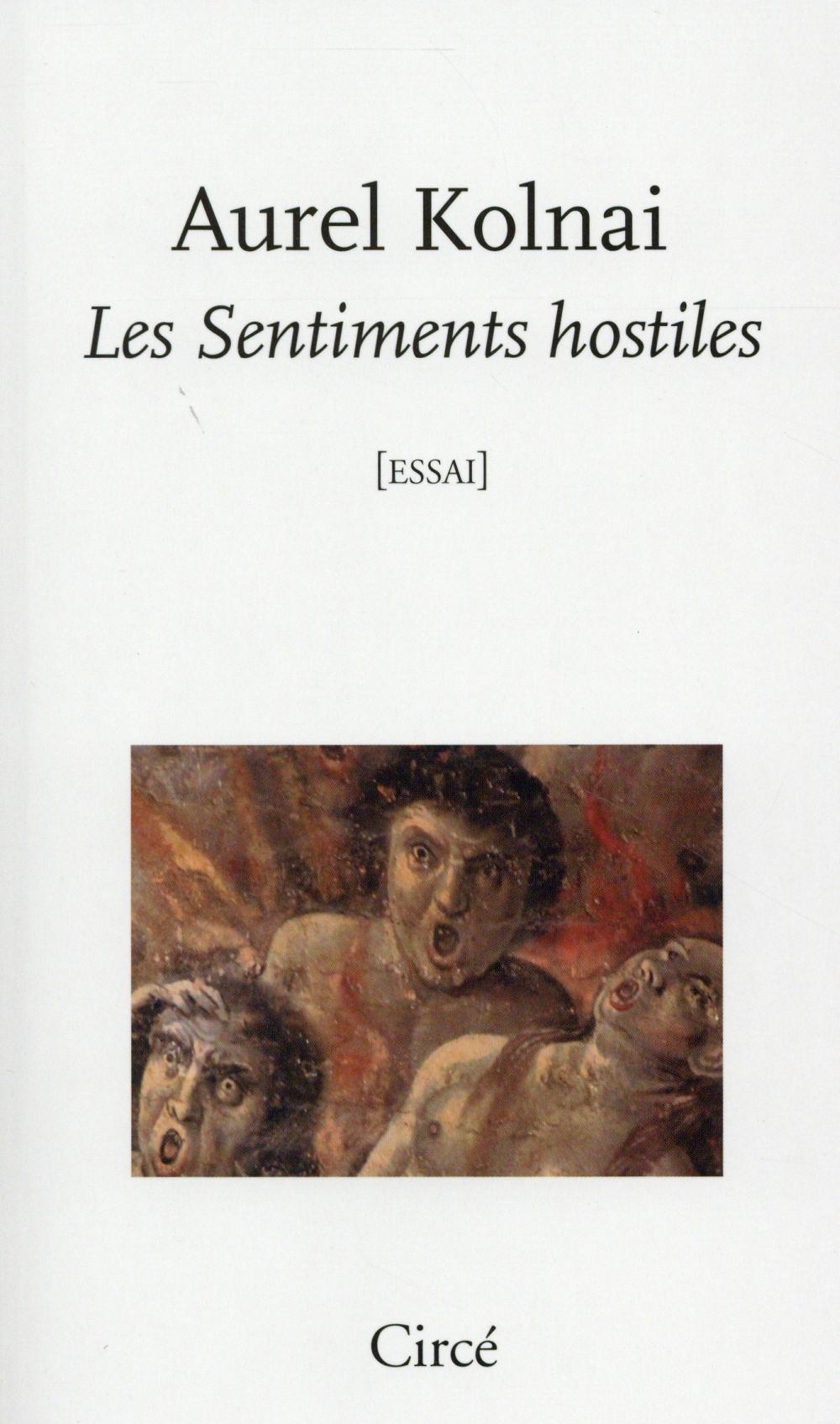 Les sentiments hostiles