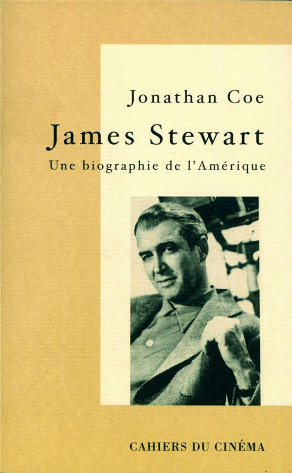 James stewart, une biographie de l'amérique