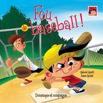 Vente EBooks : Fou de baseball  - Gabriel Anctil
