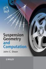 Suspension Geometry and Computation  - John C. Dixon