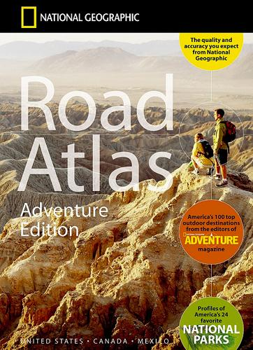 Road atlas ; United States, Canada Mexico