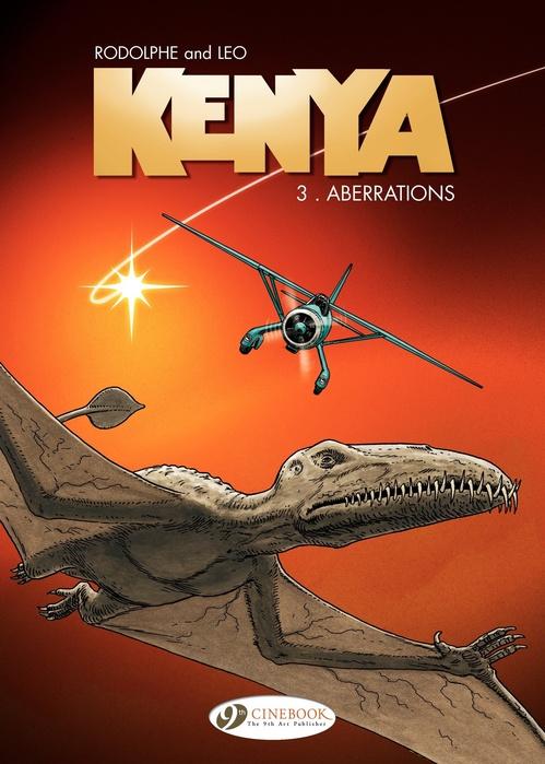 Kenya t.3 ; aberrations