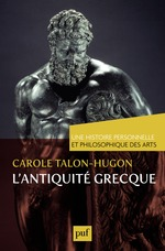 Vente EBooks : L'antiquité grecque  - Carole Talon-Hugon