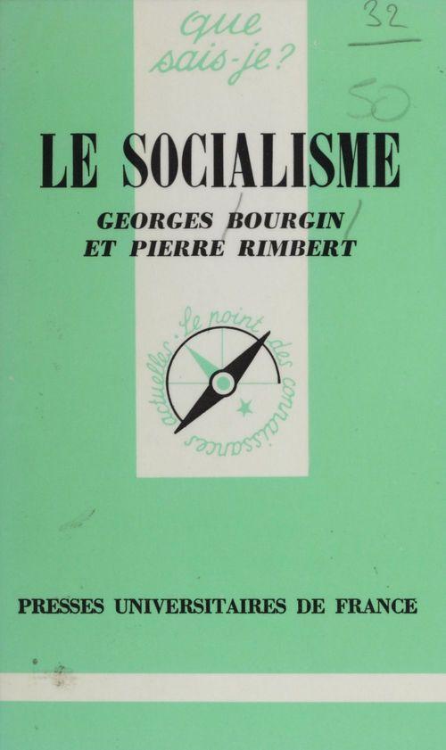 Socialisme (le)