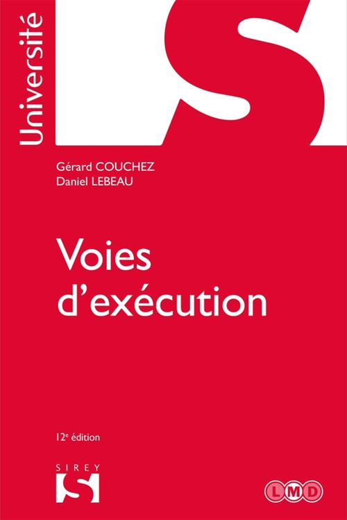 Voies d'exécution (12e édition)