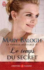 Vente Livre Numérique : Le temps du secret  - Mary Balogh
