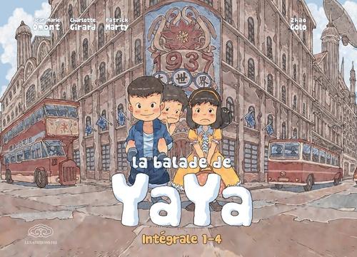 La Balade de Yaya - coffret Noël - tomes 1 à 4  - Patrick Marty  - Jean-Marie Omont