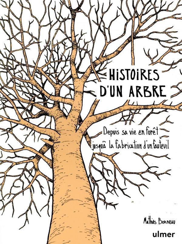 Histoire d'un arbre ; depuis sa vie en forêt jusqu'à la fabrication d'un fauteuil